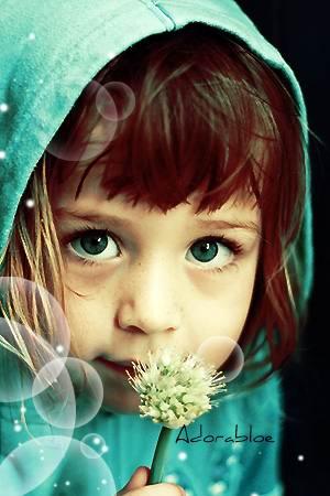 Burbujas en las fotos con Photoshop