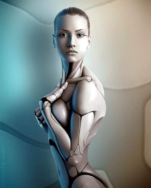 Tutorial Photoshop para crear un humanoide