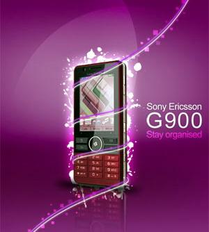 Tutorial para crear un Sony Ericsson G900