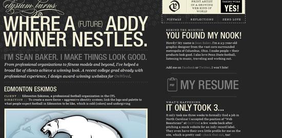 Websites con tipografias bonitas