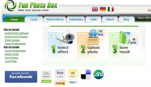 montajes fotograficos online funphotobox