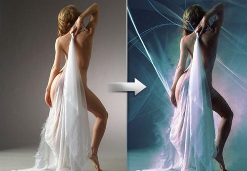 extelentes tutoriales manipulacion de fotos con Photoshop