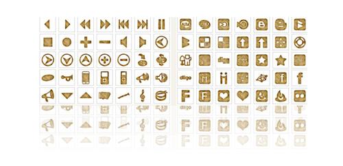 Iconos De Facebook Letras Musicales