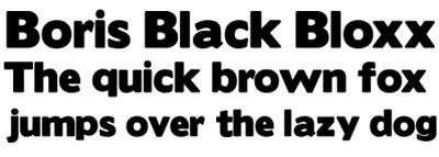 fuentes bold para titulares