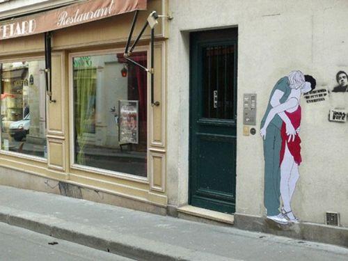 calles francia