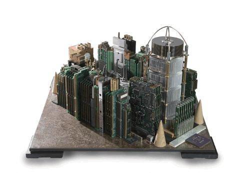 edificios computadoras