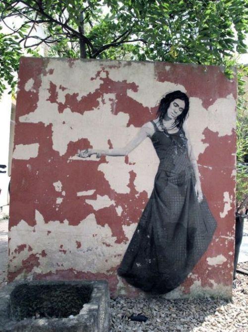 ejemplos arte callejero