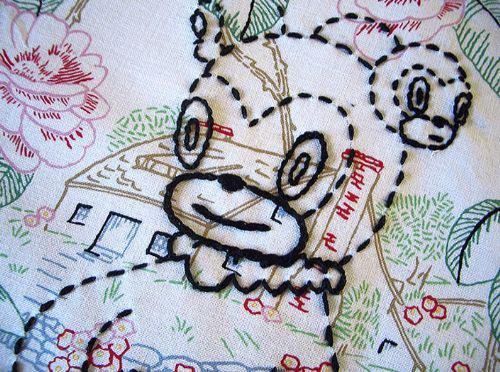arte tejido jenny