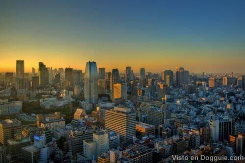 tokyo hdr fotos