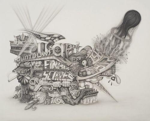 arte grafito