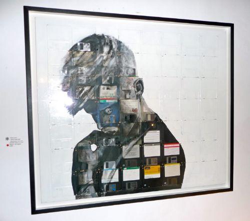 retratos disquetes