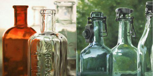 pintura aceite realista