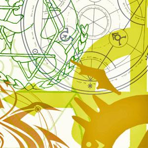 Pinceles de Fullmetal Alchemist para Photoshop