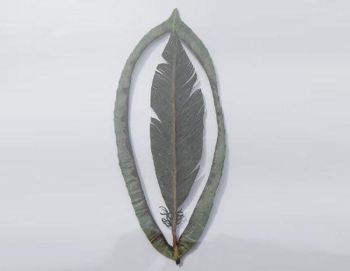 arte hojas
