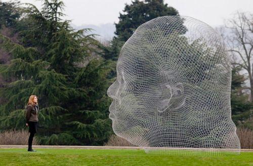 jaume plensa esculturas