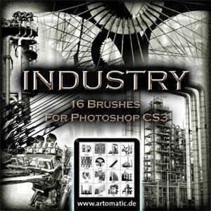 pinceles industriales