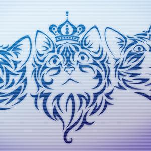 pinceles gatos