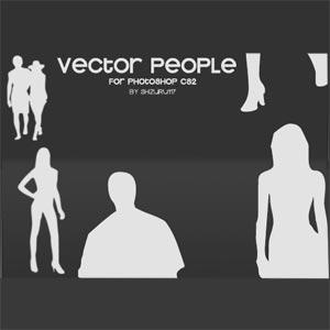 vectores gente