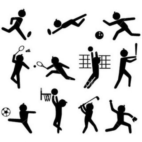 pinceles deportes