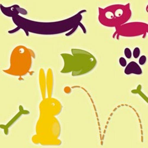 pinceles mascotas