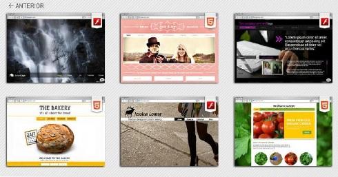 crear paginas webs