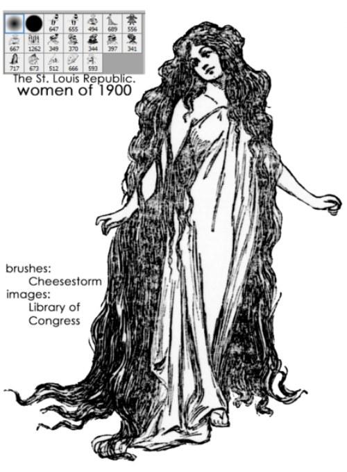mujer 1990