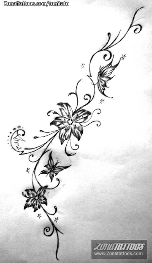 tatuaje para pie