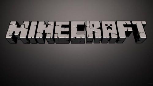 letras minecraft photoshop