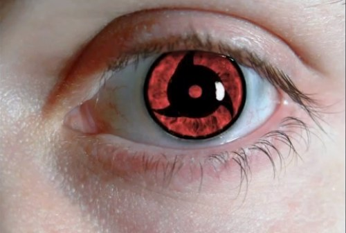 tutorial ojos sharingan