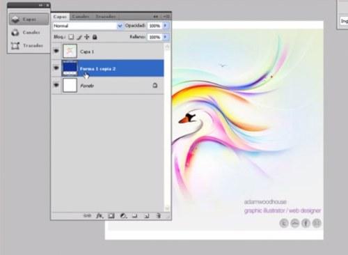 curso photoshop capas