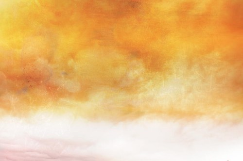 cielo nubes texturas atardecer