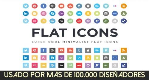 set de iconos minimalistas