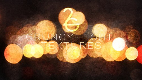 pinceles grunge luces photoshop
