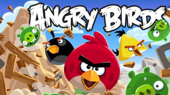 letras angry birds
