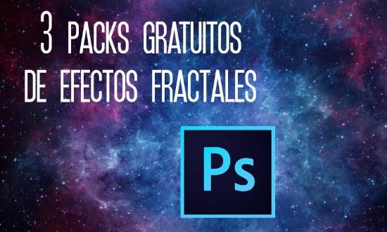 efectos fractales photoshop gratis
