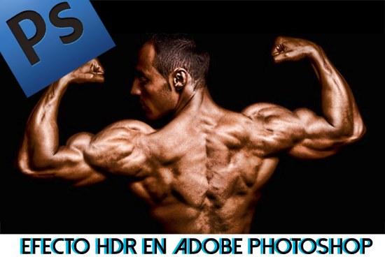 efecto hdr tutorial photoshop gratis