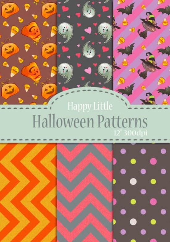 patterns halloween photoshop gratis