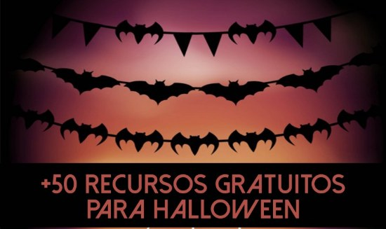 recursos halloween illustrator archivo ai