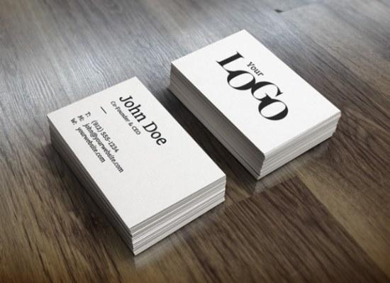 archivo psd plantillas tarjetas presentacion