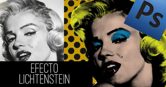 efecto linchtenstein pop art tutorial photoshop gratis
