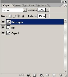 Manual Photoshop: reflejar imagen y texto
