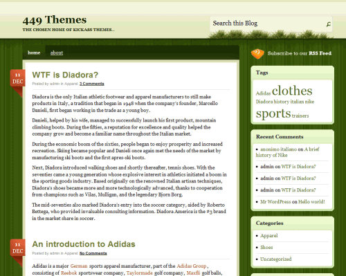 Themes gratuitos de calidad para WordPress
