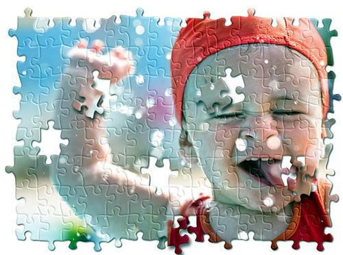 Efecto puzzle con Photoshop
