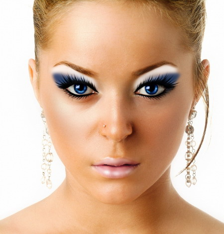 Crear efecto glamour en las fotografias