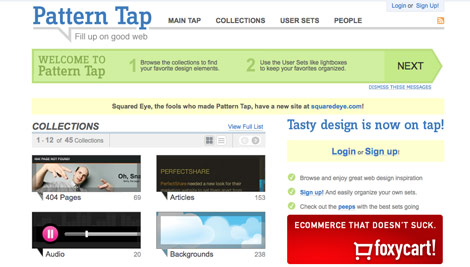 webs con navegacion atractiva