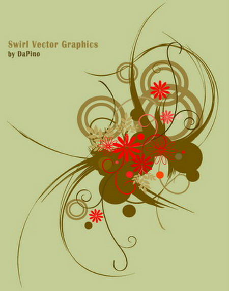 vector graphics vegetales