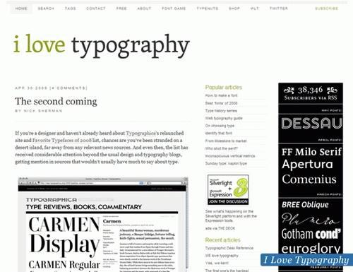 tipografias gratis
