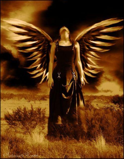 angeles en la oscuridad