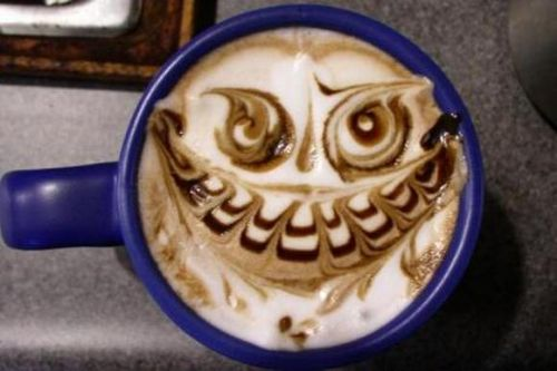 arte con cafe
