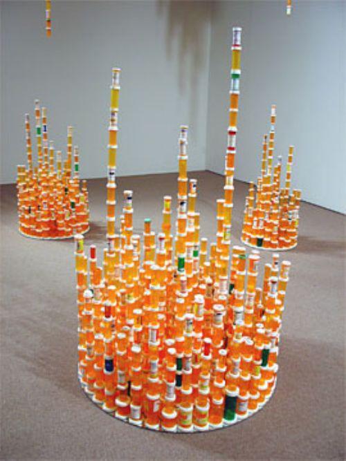 arte envases pastillas